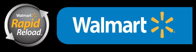 Walmart Rapid Reload Logo
