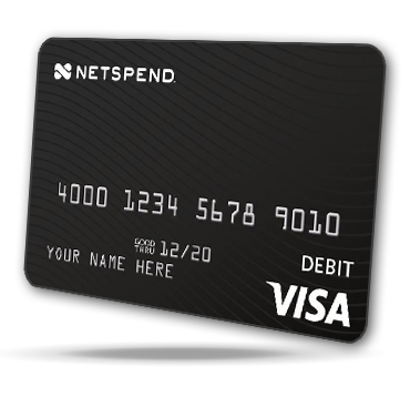 as an ero a netspend visa prepaid card allows you to - Prepaid Black Card