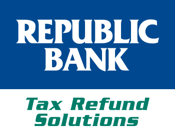 Republic Bank Tax Refun Solutions Logo
